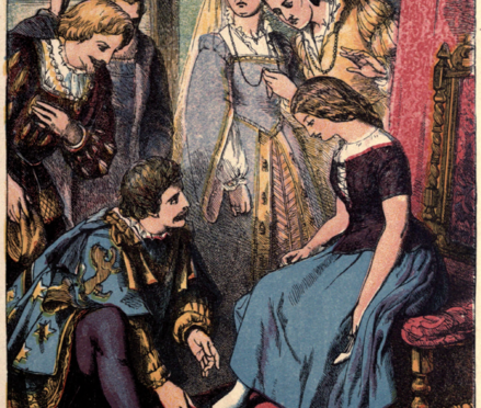 Should we Stop Reading Fairy Tales to children?